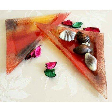 Talerzyk Sandwich – czerwień