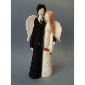 Anioły Para Nowożeńców