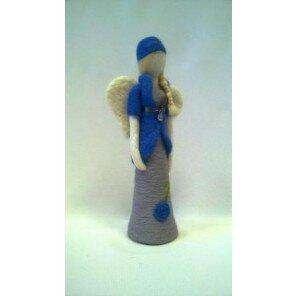 Anioł Dama w błękicie