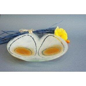 Talerz okrągły Śniadaniowa Uczta Φ 32 cm