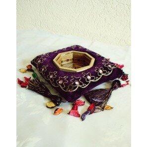 Miseczka Zahir - fioletowa