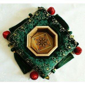 Miseczka Zahir - zielona