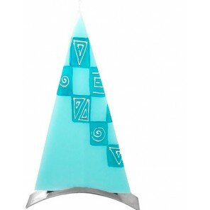 Świeca Rodos trójkątna