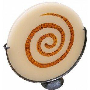 Świeca Spirala